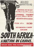 South Africa - A nation in chains: What are the alternatives?