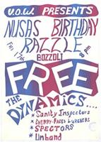 V.O.W. presents: NUSAS birthday razzle
