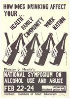 National Symposium on alcohol use and abuse