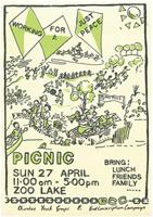 Working for a just peace: picnic