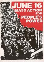 Mass action for people's power: June 16