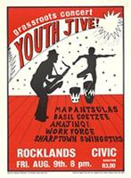 Grassroots concert : Youth jive!