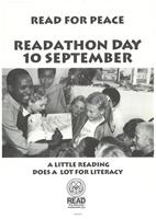 Readathon day 10th September: read for peace