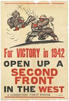 For victory in 1942 open up a second front in the west