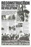 Reconstruction: help consolidate the revolution