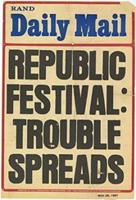 Republic Festival: Trouble Spreads