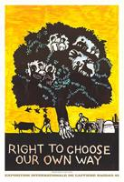 Right to choose our own way