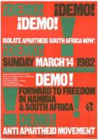 Forward to freedom in South Africa and Namibia