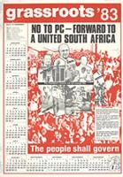 Grassroots '83 : No to PC - forward to a united South Africa