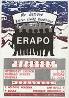ERAPO Residents Meeting