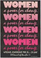 Women : a power for change