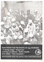 NUM Fights for the Rights of All Workers