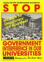 Stop government interference in our universities