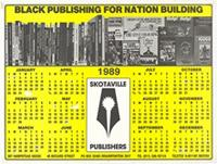 Black publishing for nation building