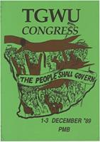 TGWU : The people shall govern