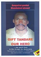 Gift Tandare: our hero