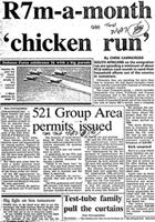 R7m-a-month 'chicken run'