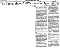The figures show ANC's alive and bombing