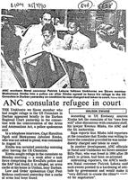 ANC consulate refugee in court