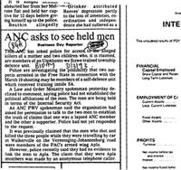 ANC asks to see held men