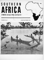 Southern Africa, Vol. 6, No. 7