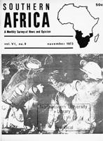 Southern Africa, Vol. 6, No. 9