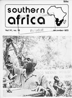 Southern Africa, Vol. 6, No. 10