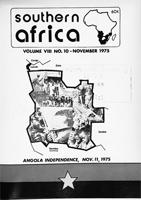 Southern Africa, Vol. 8, No. 10