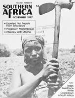 Southern Africa, Vol. 10, No. 9