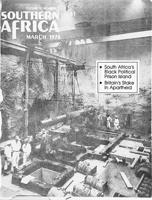 Southern Africa, Vol. 11, No. 2