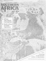 Southern Africa, Vol. 11, No. 4