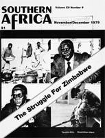 Southern Africa, Vol. 12, No. 9