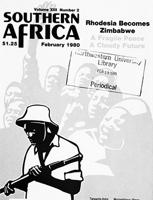 Southern Africa, Vol. 13, No. 2