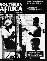Southern Africa, Vol. 13, No. 5