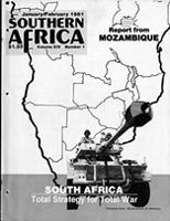 Southern Africa, Vol. 14, No. 1
