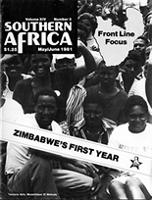 Southern Africa, Vol. 14, No. 3