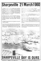 Sharpeville 21 March 1960