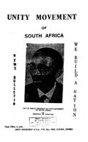 Unity Movement of South Africa News Bulletin number 2, 8th April 1969: Forced labour is South Africa