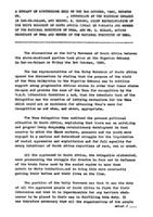 A summary of discussions held on the 3rd October, 1980, between Mr [], Counsellor at the Nigerian Embassy in Dar-Es-Salaam, and Messrs N. Honono, Chief Representative of the Unity Movement of South Africa (UMSA) in Tanzania and Member of the National Executive of UMSA, and Mr L. Nikani, Acting Secretary of UMSA and Member of the National Executive of UMSA