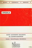 Angola: Secret Government Documents on Counter-Subversion