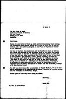 [Letter from D. Gill (WCC, Geneva) to F. Engel (Australian Council of Churches, Sydney)]