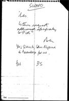 [Handwritten cover note for Project Proposal dated 1978-04-27]