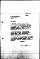 [Letter from C. Spivey (World Council of Churches, Geneva) to N. Shamuyarira (Zimbabwe African National Union), May 4, 1971]