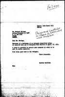 [Letter from B. Sjollema (World Council of Churches, Geneva) to H. Chitepo (Zimbabwe African National Union), with attachment, March 24, 1974]