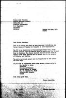 [Letter B. Sjollema (World Council of Churches, Geneva) to A. Muzorewa (African National Council), with attachment, June 5, 1975]