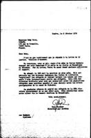 [Letter from J. Fischer (World Council of Churches, Geneva) to R. Bois (CIMADE, Paris), February 6, 1978]