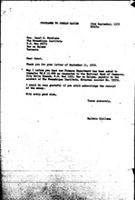 [Letter from B. Sjollema (WCC, Geneva) to J. Mondlane (Mozambique Institute, Dar es Salaam), with attachment]