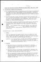[Items for discussion at the PCR-meeting about Shell, May 9/10, 1989]