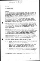 [Minutes from PCR central committee meeting in Hanover, Aug. 10-20, 1988]
