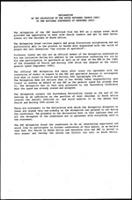 Declaration of the delegation of the Dutch Reformed Church (DRC) to the National Conference of Churches (National Church Leaders Conference Nov. 5-9, 1990